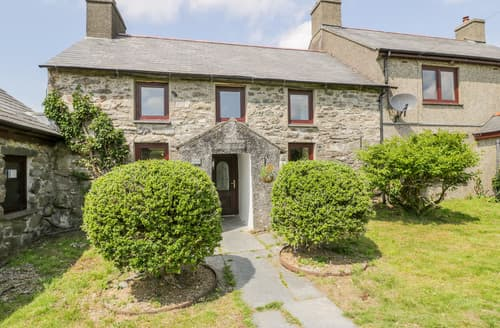 Last Minute Cottages - Bwthyn Pennant
