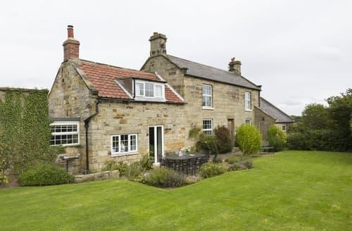 Last Minute Cottages - Hillside Cottage