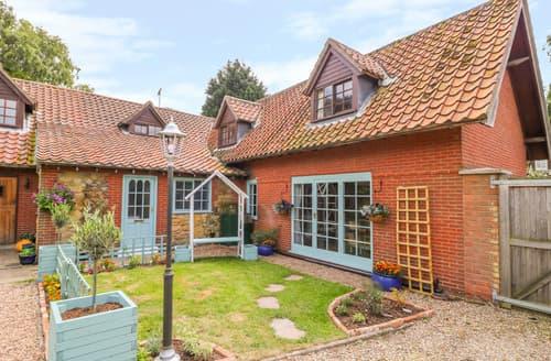 Last Minute Cottages - Gables Cottage