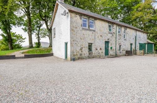 Last Minute Cottages - Camisky Steading
