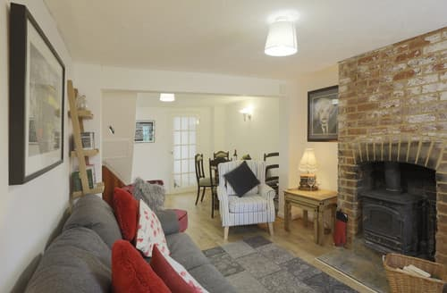 Last Minute Cottages - Cavalry Cottage