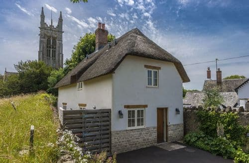 Last Minute Cottages - Church Cottage (Dorset), Cattistock