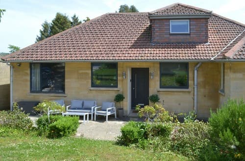 Last Minute Cottages - Bath Ford View Annex