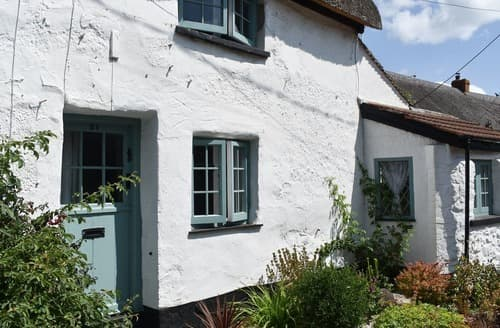 Last Minute Cottages - Sea Glass Cottage