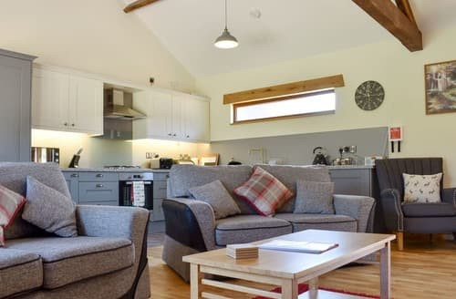 Last Minute Cottages - Cider Press Barn - UK12379