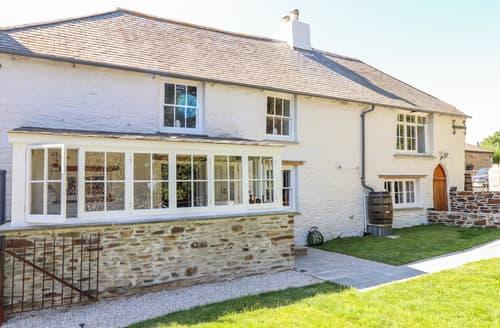 Last Minute Cottages - Trewince Manor Cottage