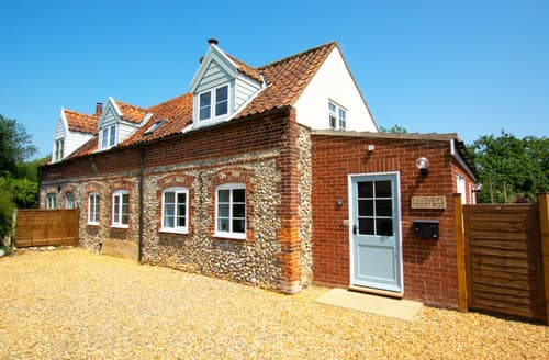 Last Minute Cottages - Eastmere Cottage