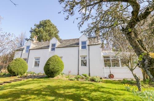 Last Minute Cottages - Larchgrove
