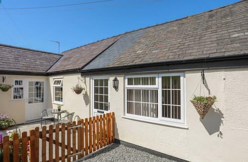 Last Minute Cottages - The Cottage at Garnedd Isaf