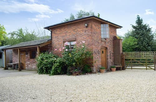 Last Minute Cottages - Pepperpot Lodge