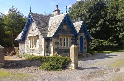 Last Minute Cottages - Ardwell House East Lodge