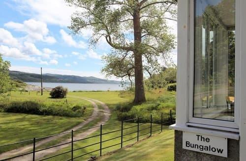 Last Minute Cottages - Ellary Bungalow