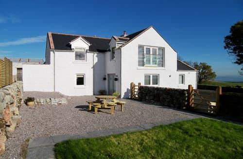 Last Minute Cottages - Criffel Glen