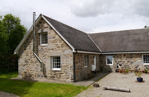 Last Minute Cottages - Burnside Cottage