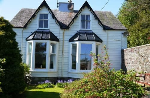 Last Minute Cottages - Mossdale