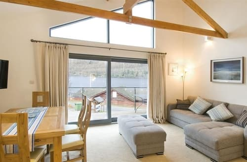 Last Minute Cottages - Ben Nevis, Taymouth Marina