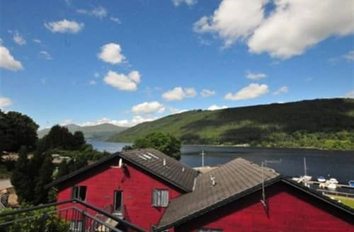 Last Minute Cottages - Schiehallion, Taymouth Marina