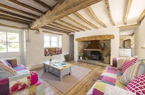 Last Minute Cottages - Lane's End, Lower Wraxall