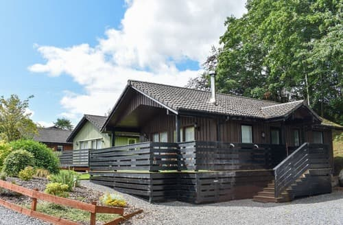 Dog Friendly Cottages - Cherry Tree Lodge