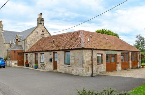 Last Minute Cottages - The Cottage At Cauldcoats