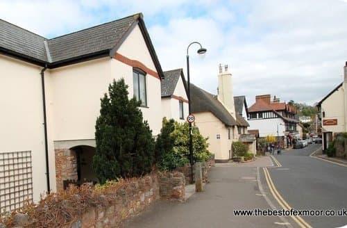 Last Minute Cottages - Archways, Porlock