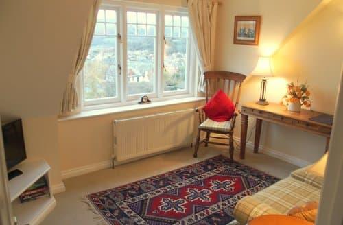 Last Minute Cottages - Dunkery Apartment, Porlock