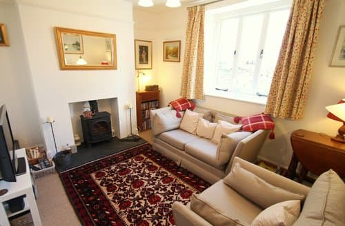 Last Minute Cottages - Bourne View, Porlock