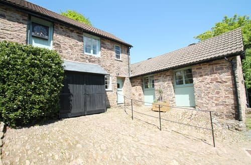 Last Minute Cottages - Grooms Cottage, Exford