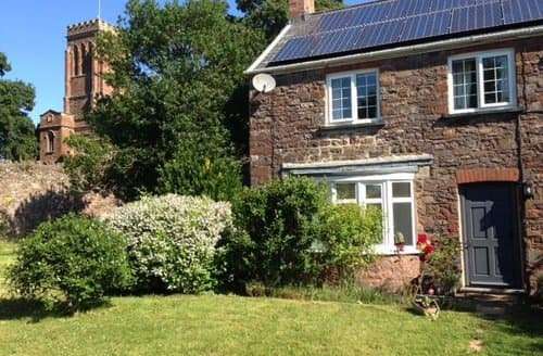 Last Minute Cottages - Bishops Gate, Wiveliscombe