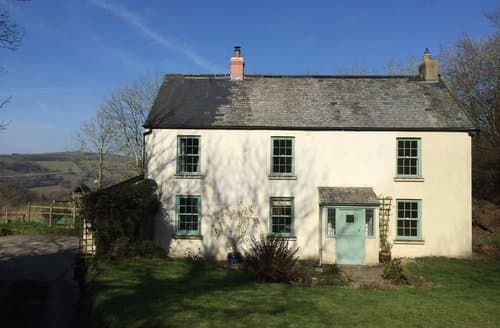 Last Minute Cottages - East Hill Cottage, Parracombe