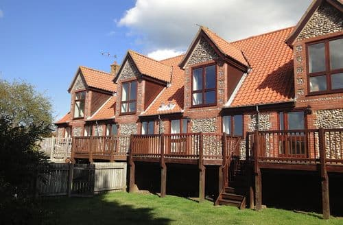 Last Minute Cottages - The Saltings Blakeney