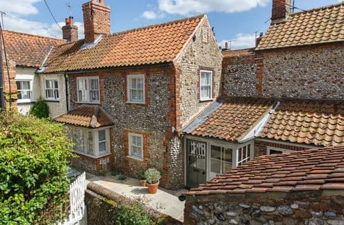 Last Minute Cottages - Sea Holly House