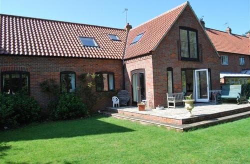 Last Minute Cottages - Saxon Shore Cottage