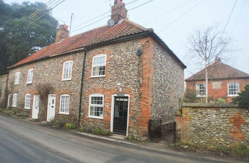 Last Minute Cottages - Sea Lavender Cottage