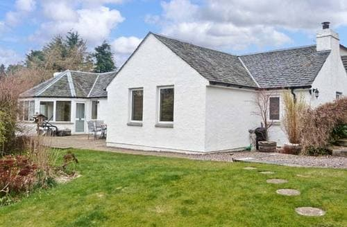 Last Minute Cottages - Exquisite Strathpeffer Cottage S5451