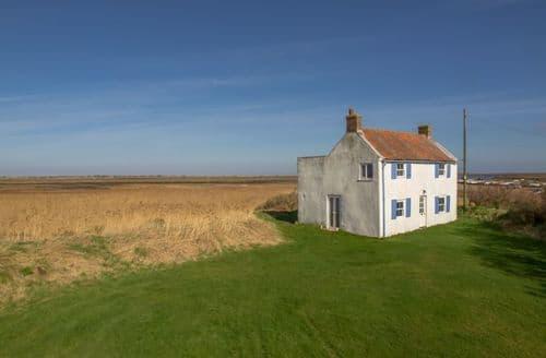Last Minute Cottages - Island House