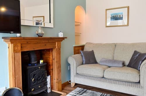 Last Minute Cottages - Heron Cottage