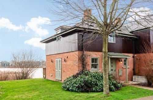 Dog Friendly Cottages - Misty Lodge (MV69), Cotswolds, Somerford Keynes