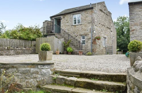 Last Minute Cottages - The Owlery at Aysgarth
