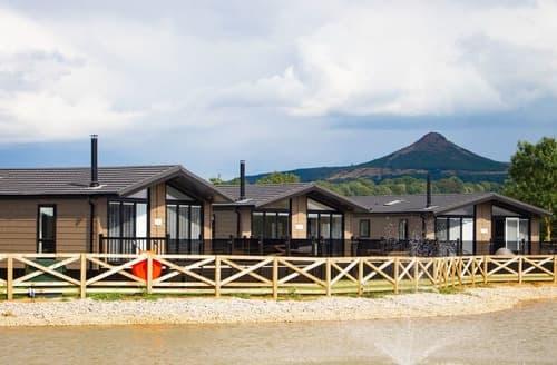 Last Minute Cottages - Brian Clough Lodge - UKC4065