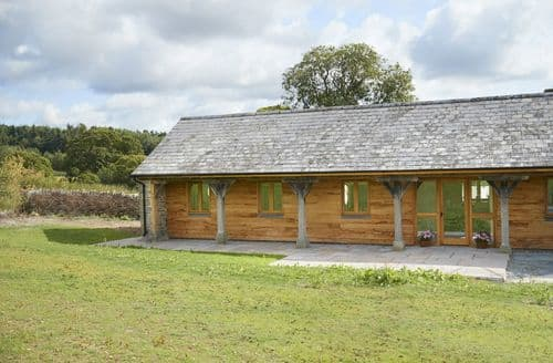 Last Minute Cottages - The Cart Shed (Shropshire), Downton-on-the-Rock