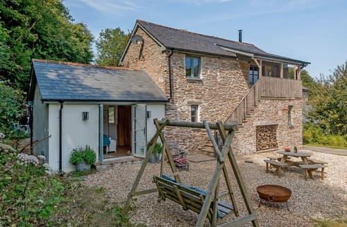 Last Minute Cottages - Blurridge Barn
