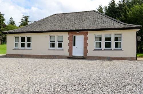 Last Minute Cottages - White Lodge