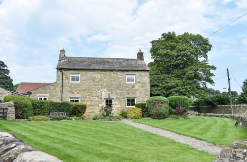 Dog Friendly Cottages - Corner Farm
