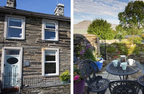 Last Minute Cottages - Moelwyn View Cottage