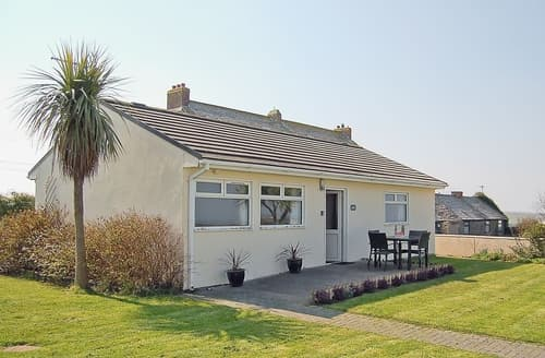Dog Friendly Cottages - HARLYN - 18296