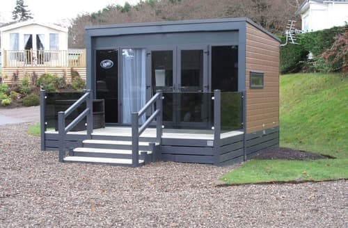 Last Minute Cottages - Glamping Pod