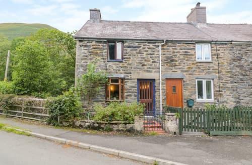 Last Minute Cottages - Dyfi Cottage