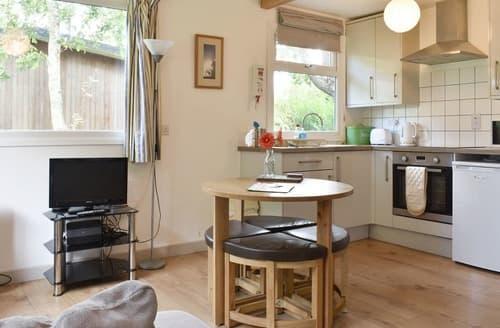 Last Minute Cottages - Chalet 3 - UK12563