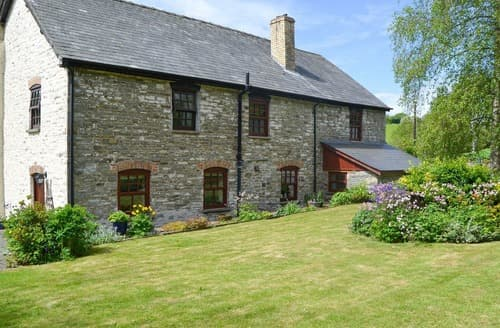 Last Minute Cottages - The Oak